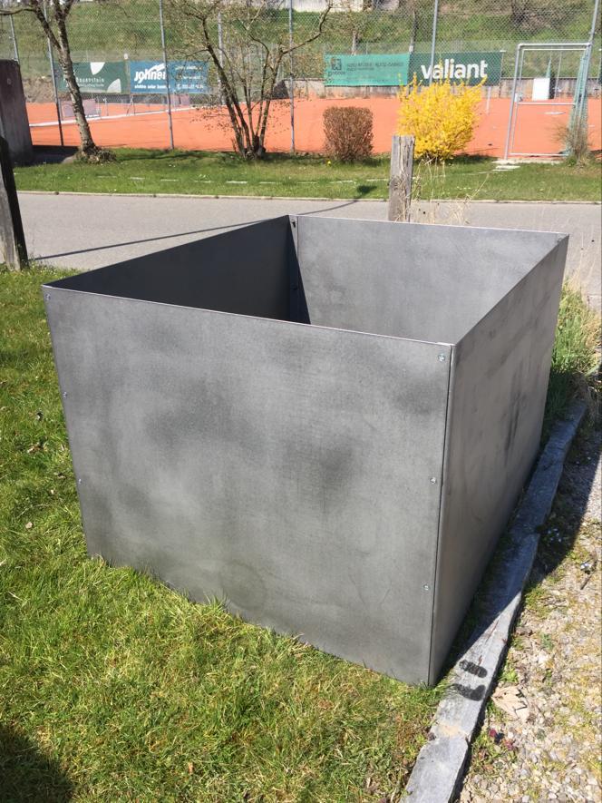Hochbeet 1.2x1x0.75m