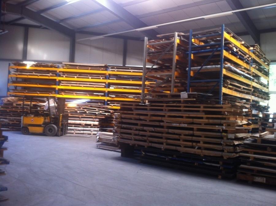 Lager Blech Stahl, Inox, Aluminium