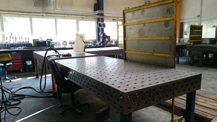 Schutzgasschweissen und TIG-Schweissen Stahl, Chromstahl (Inox) und Aluminium